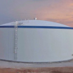 Prestressed Concrete Tank